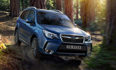Forester 2.0i AWD MT X
