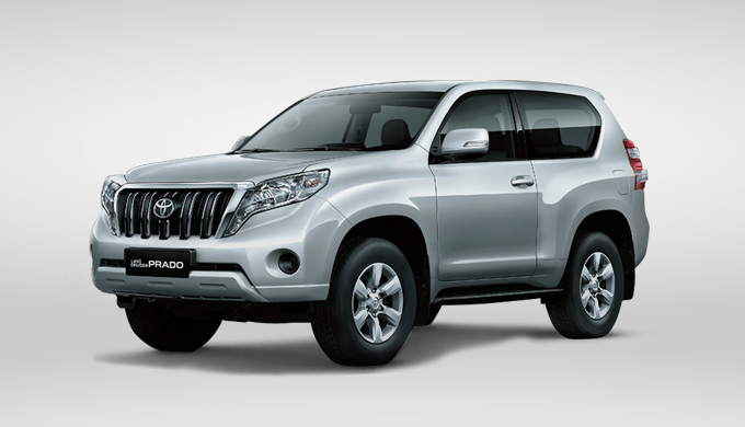 Land Cruiser Prado 3D 3D Limited