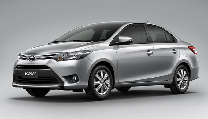 New Yaris Sedan XLI C MT