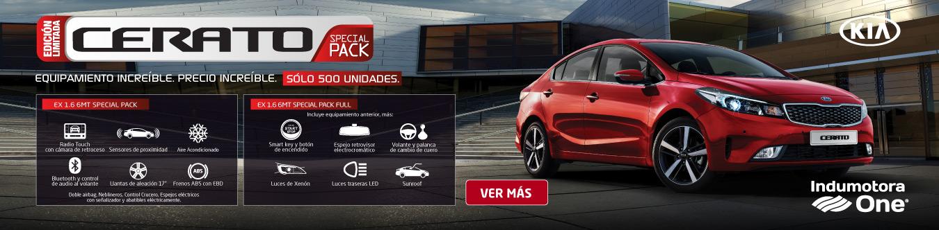 Kia Cerato Special Pack