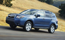 Forester 2.0XT AWD CVT SI Drive Turbo