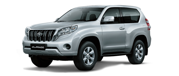 Toyota Land Cruiser Prado 3D
