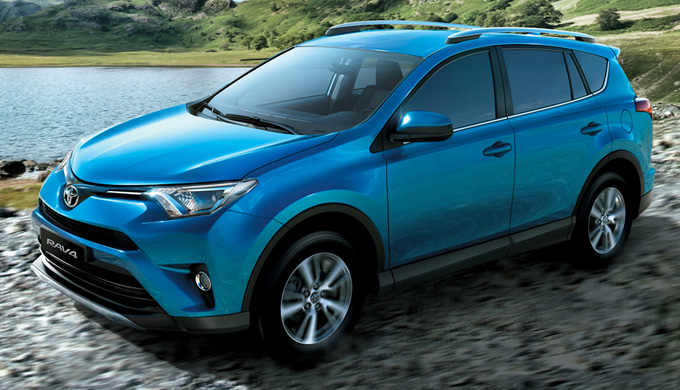 Rav4 Limited 2.5 AT 4x4