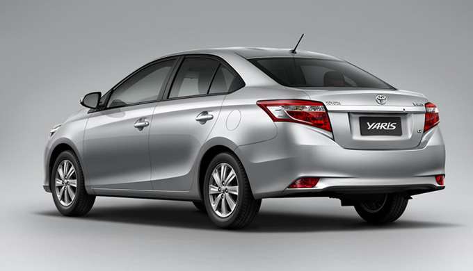 New Yaris Sedan LEI H AT