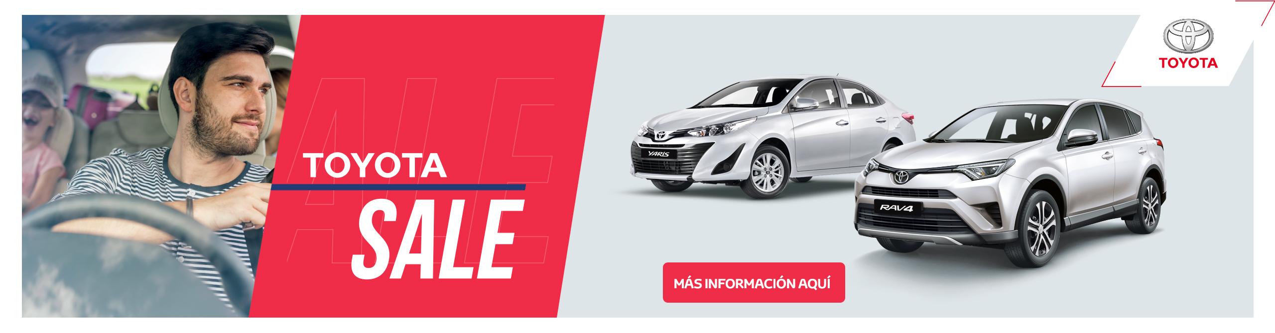 Toyota Sale Marzo