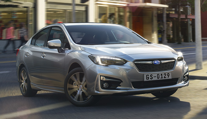 Impreza New Generation 2.0i AWD CVT