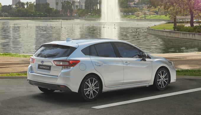 Subaru Impreza New Generation Sport